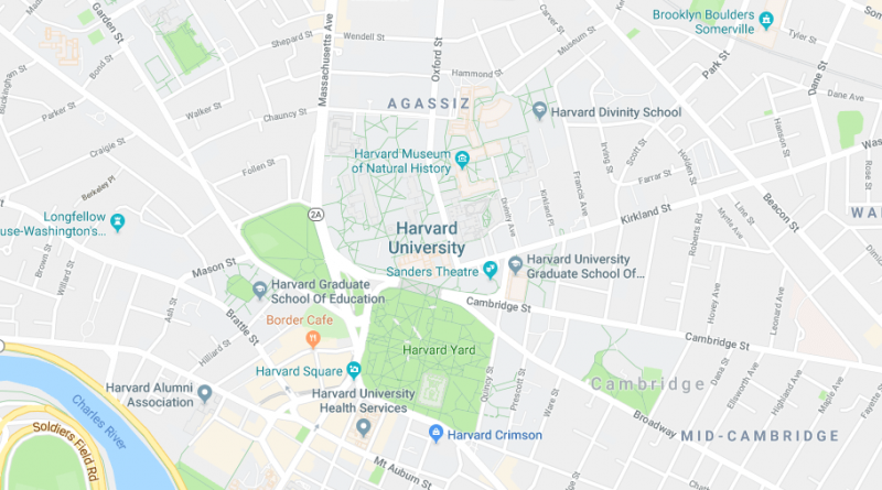 Where Is Harvard University Located