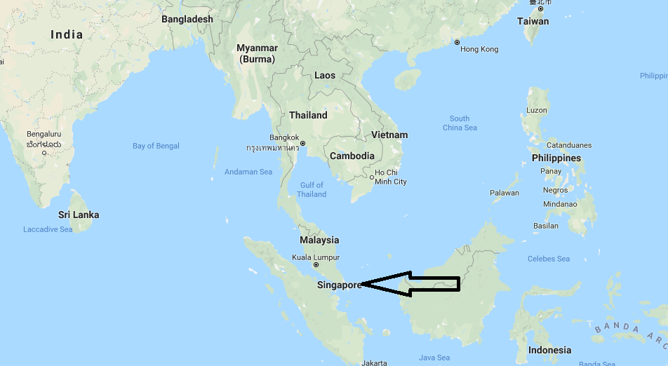 Where is singapore located on the world map where is map where is singapore gumiabroncs Image collections