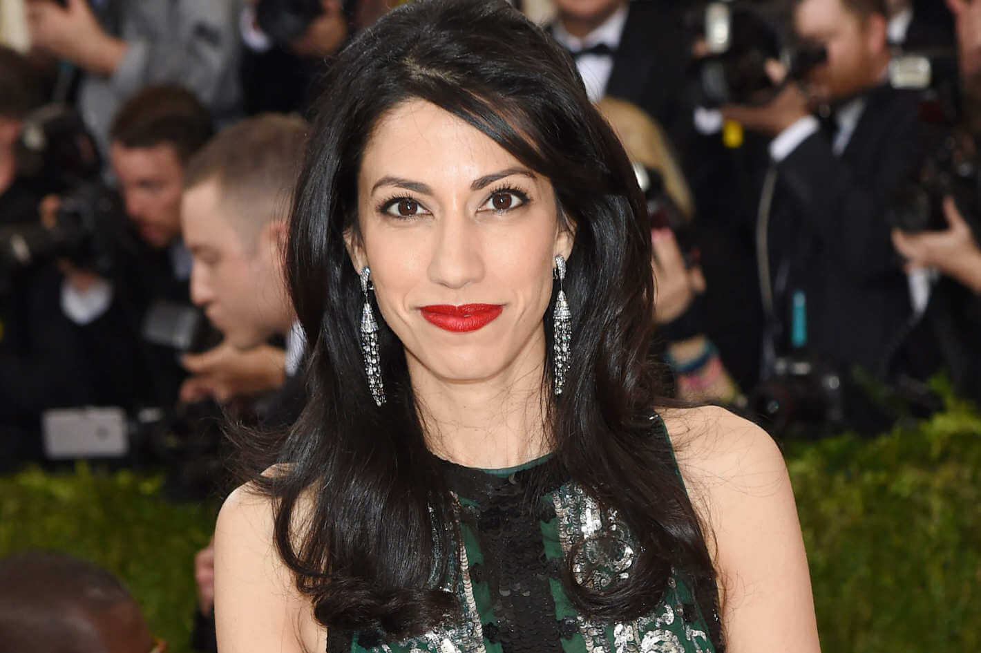 Where is Huma Abedin
