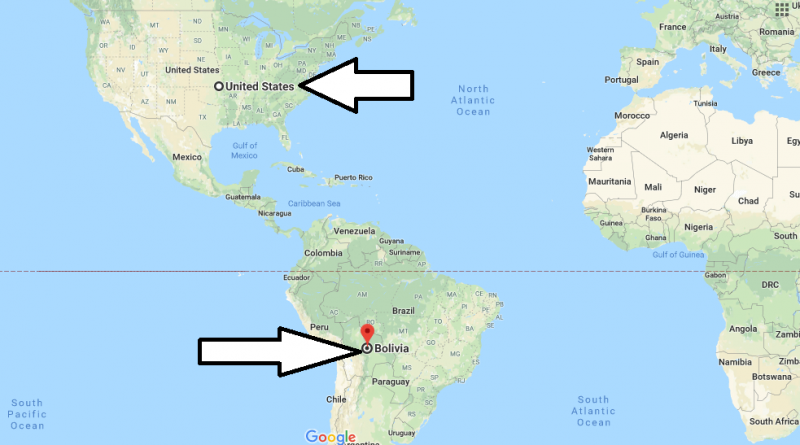 Where Is Bolivia Where Is Bolivia Located In The World Bolivia
