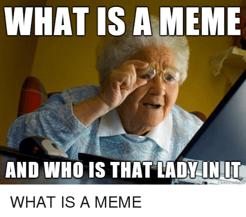 What is a Meme - What Are Some Examples