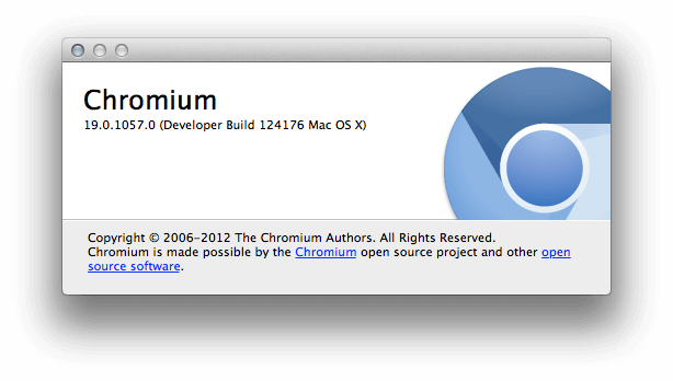 What is the Chromium browser