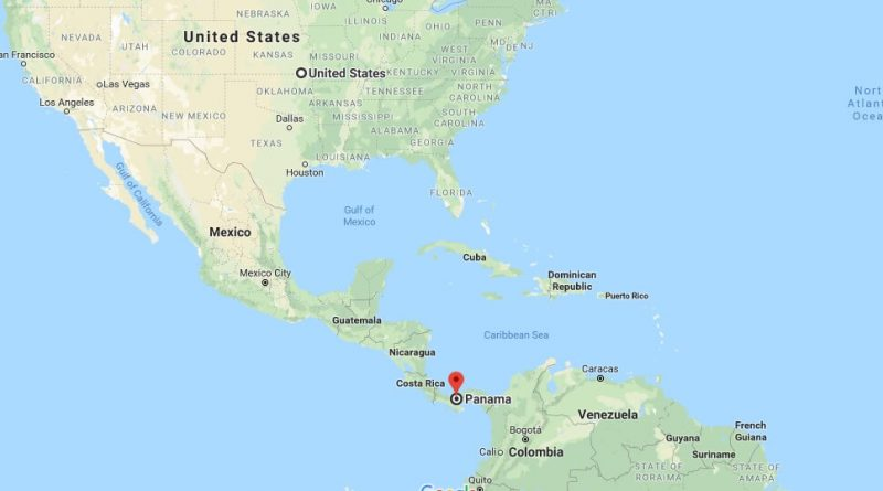 Where is Panama? Located in The World? Panama Map | Where is Map