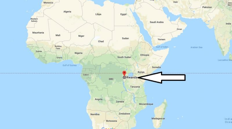 rwanda location on world map Where Is Rwanda Where Is Rwanda Located In The World Rwanda