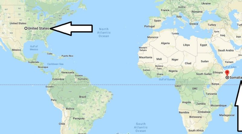 Where is Somalia? What Country and Continent is Somalia?