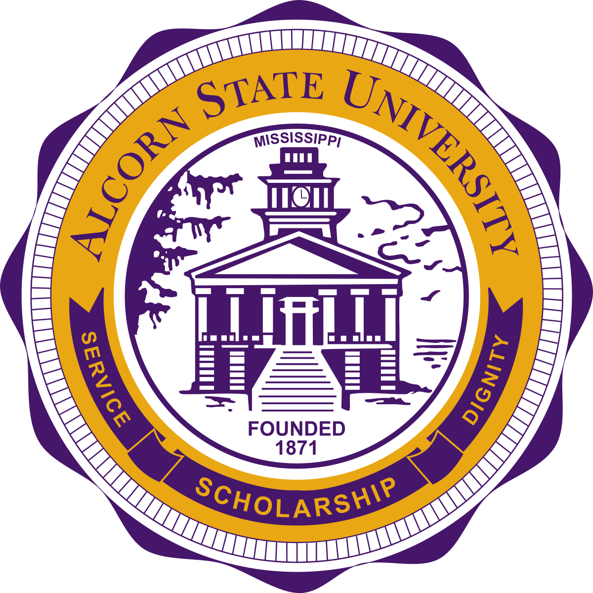 Where is Alcorn State University Located