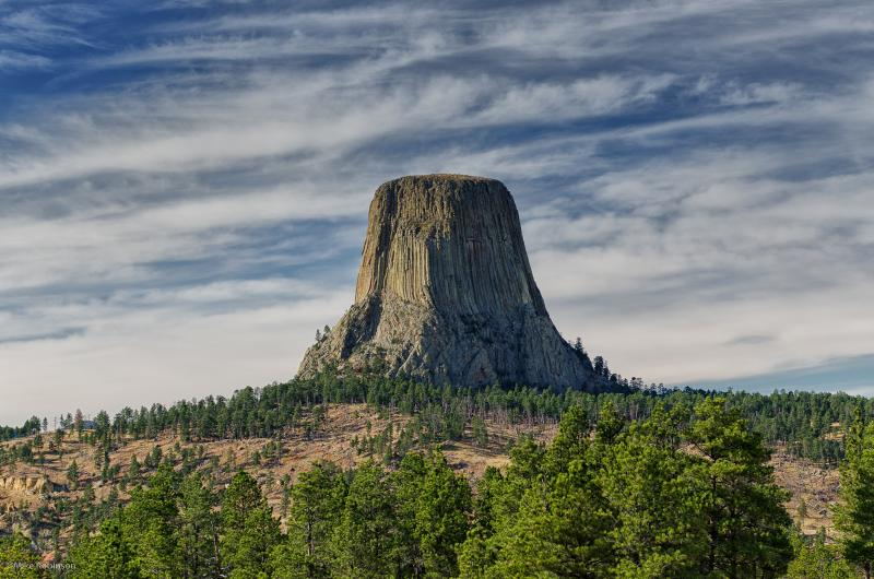 Where is Devils Tower? and What county is devils tower in?