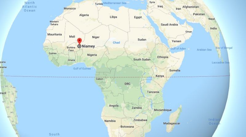 Where is Niamey - What Country is Niamey in - Niamey Map