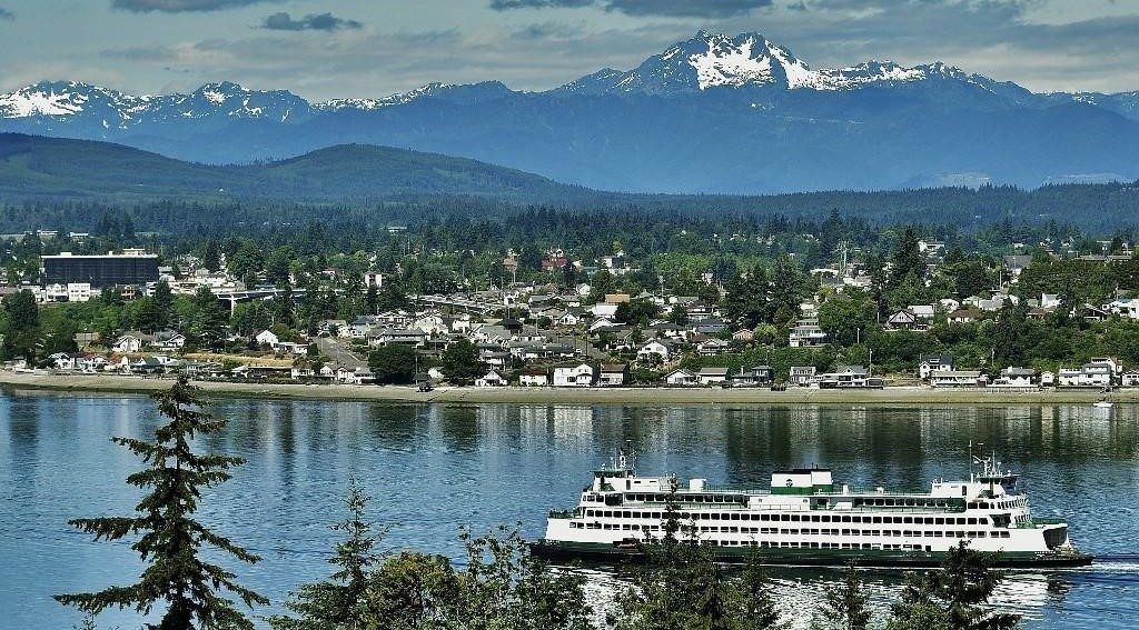 Where is Port Orchard, Washington?