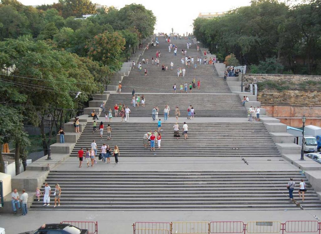 Where is the longest stairway in the world?
