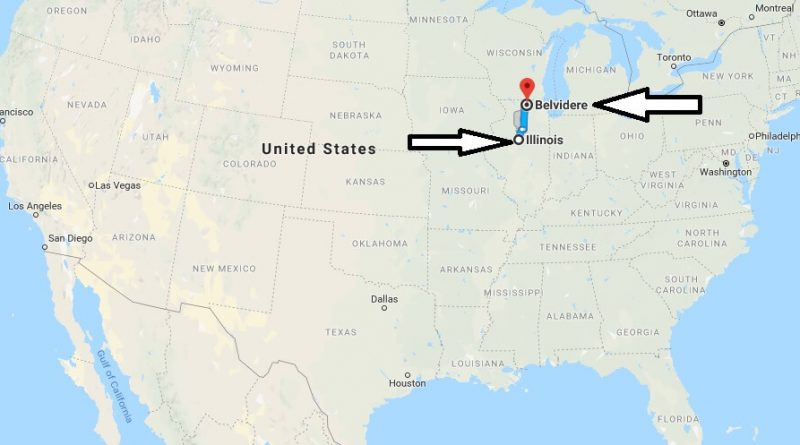 Where is Belvidere Illinois Located? What County is Belvidere?