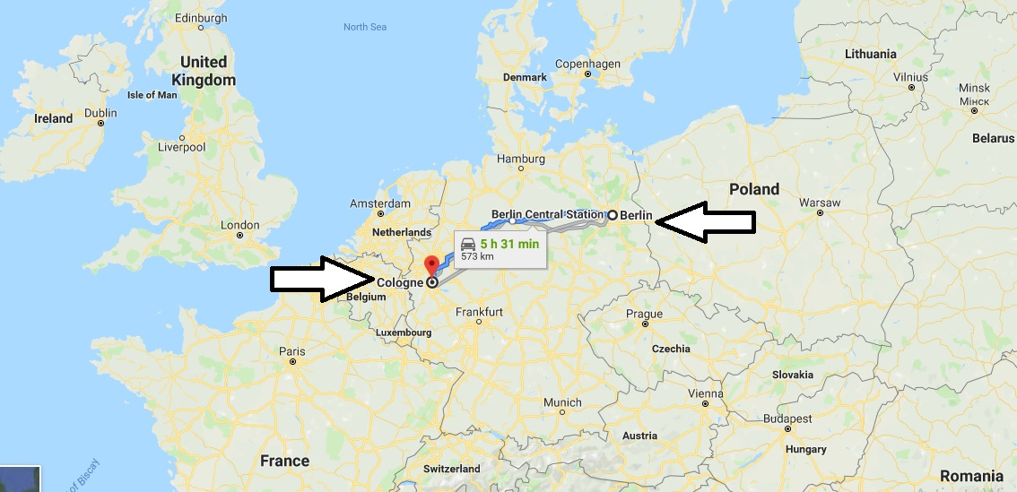 Where is Cologne? What Country is Cologne in? Cologne Map