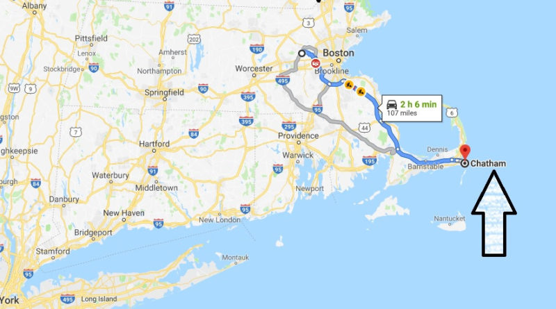 Where is Chatham, Massachusetts? What County is Chatham? Chatham Map Located