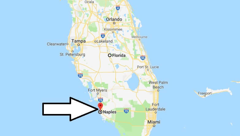 Where is Naples, Florida? What County is Naples? Naples Map Located