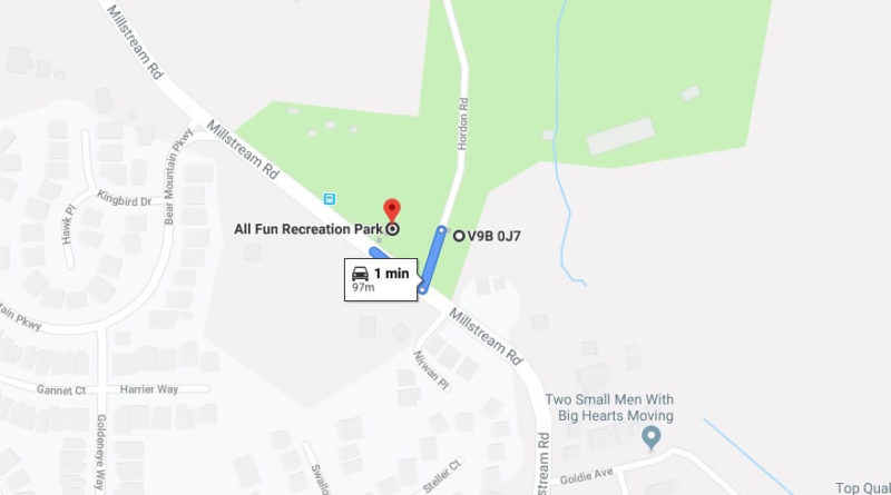 Where is All Fun Recreation Park Located Prices,Tickets, Hours, Map