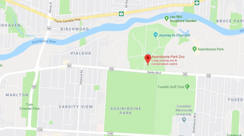 Where is Assiniboine Park Zoo Located Prices,Tickets, Hours, Map