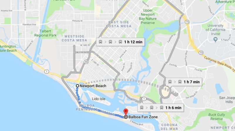 Where is Balboa Fun Zone Located Prices,Tickets, Hours, Map