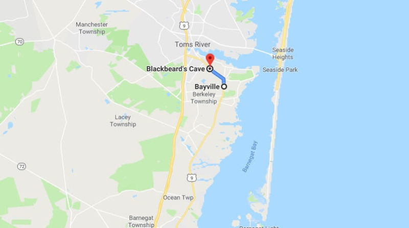 Where is Blackbeard's Cave Located Prices,Tickets, Hours, Map