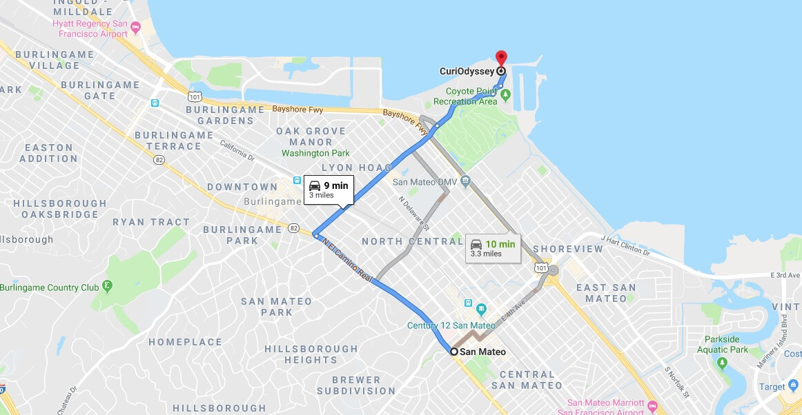 Where is CuriOdyssey Located Prices,Tickets, Hours, Map