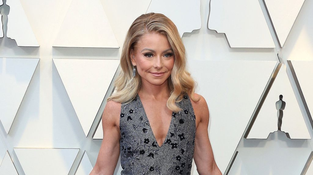 Where is Kelly Ripa?