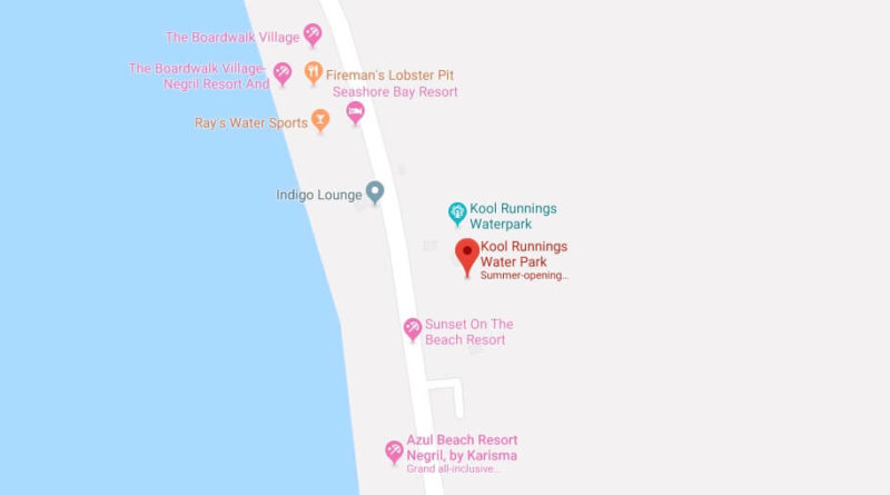 Where is Kool Runnings Water Park Located Prices,Tickets, Hours, Map