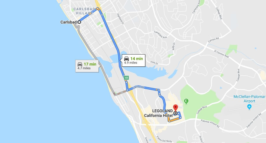 Where is LEGOLAND California Located Prices,Tickets, Hours, Map