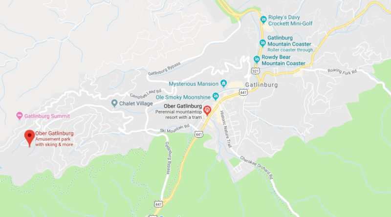 Where is Ober Gatlinburg Located Prices,Tickets, Hours, Map