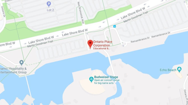 Where is Ontario Place Located Prices,Tickets, Hours, Map