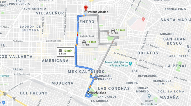 Where is Parque Alcalde Located Prices,Tickets, Hours, Map