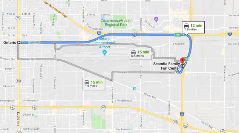 Where is Scandia Family Fun Center Located Prices,Tickets, Hours, Map
