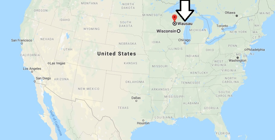 Where is Wausau, Wisconsin? What County is Wausau? Wausau Map Located