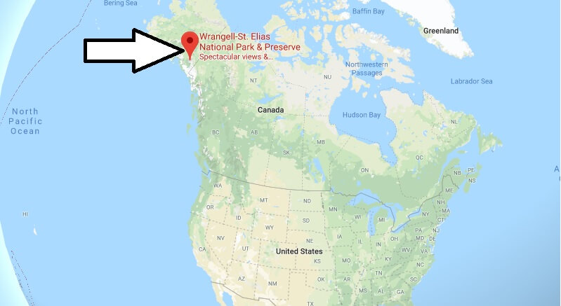 Where is Wrangell - St. Elias National Park? What city is Wrangell - St. Elias? How do I get to Wrangell - St. Elias