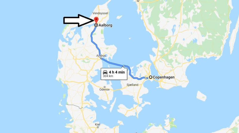 Where is Aalborg Located? What Country is Aalborg in? Aalborg Map