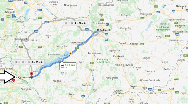 Where is Nagykanizsa Located? What Country is Nagykanizsa in? Nagykanizsa Map