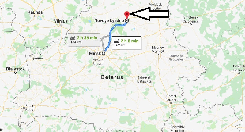 Where is Novoye Located? What Country is Novoye in? Novoye Map