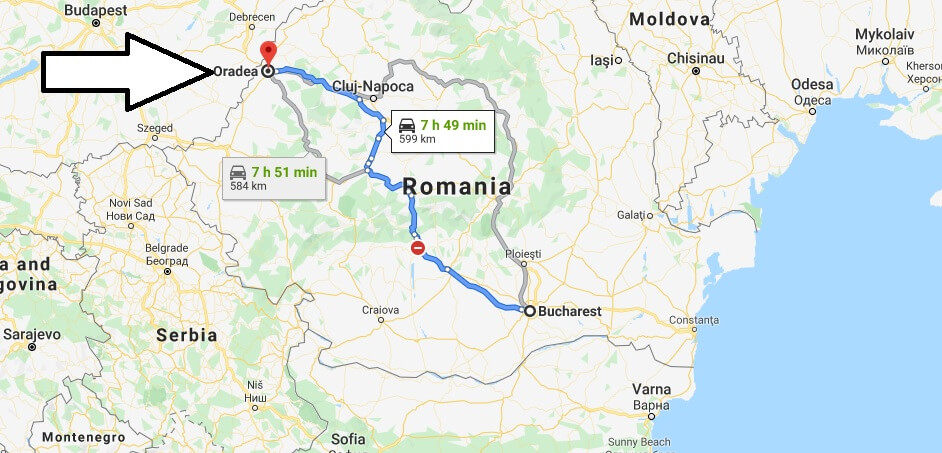 Where is Oradea Located? What Country is Oradea in? Oradea Map