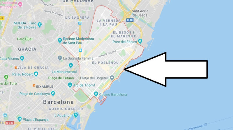 Where is Sant Marti Located? What Country is Sant Marti in? Sant Marti Map