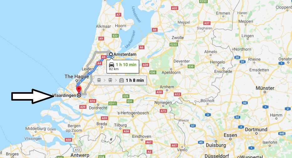Where is Vlaardingen Located? What Country is Vlaardingen in? Vlaardingen Map