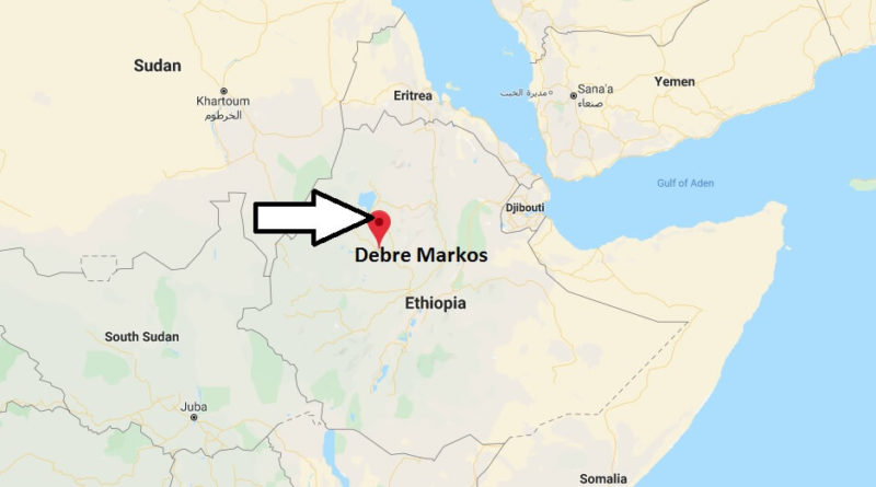 Where is Debre Markos Located? What Country is Debre Markos in? Debre Markos Map