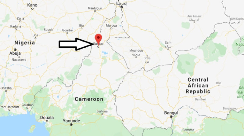 Where is Garoua Located? What Country is Garoua in? Garoua Map
