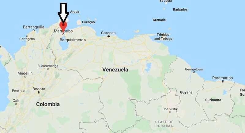 Where is Maracaibo Located? What Country is Maracaibo in? Maracaibo Map