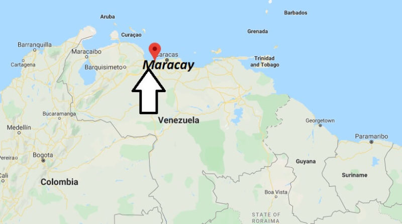Where is Maracay Located? What Country is Maracay in? Maracay Map