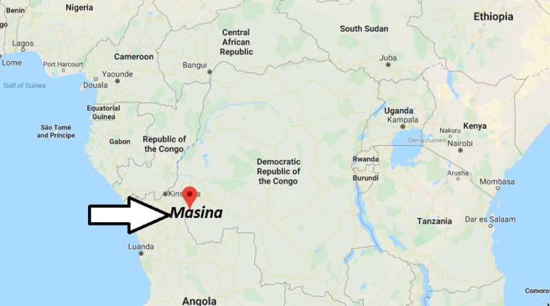 Where is Masina Located? What Country is Masina in? Masina Map