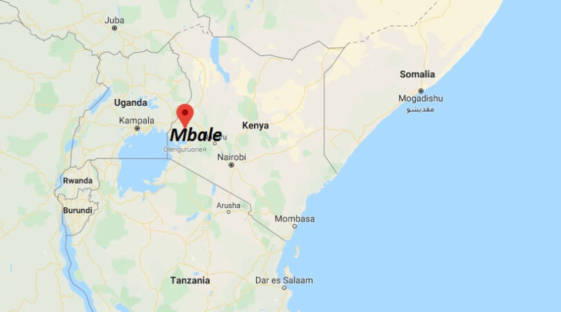 Where is Mbale Located? What Country is Mbale in? Mbale Map