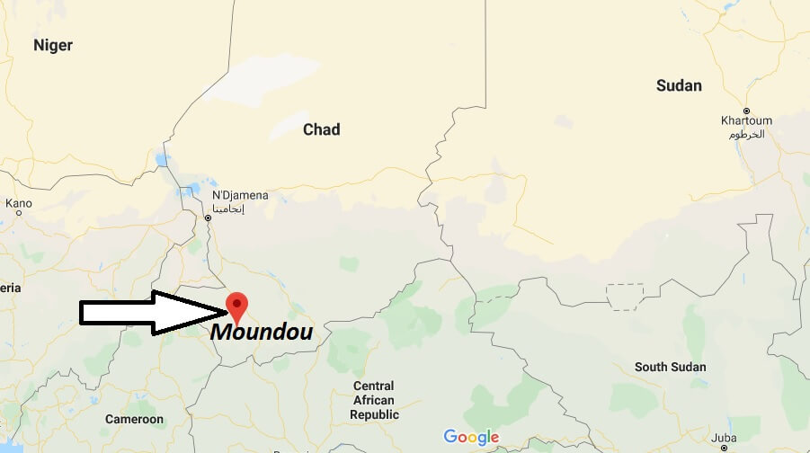 Where is Moundou Located? What Country is Moundou in? Moundou Map