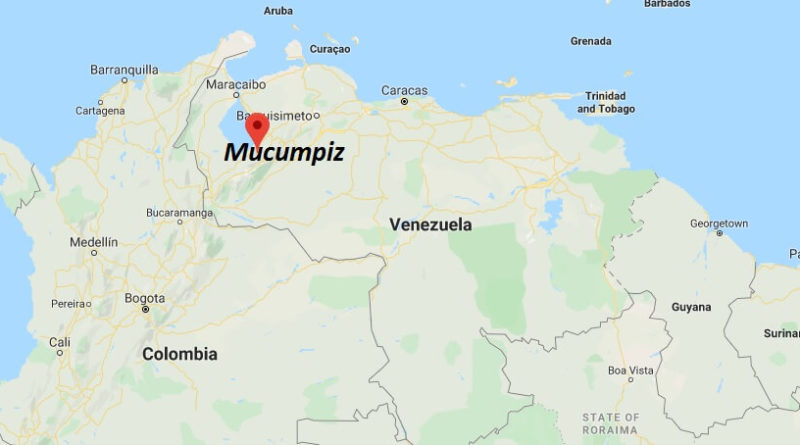 Where is Mucumpiz Located - What Country is Mucumpiz in - Mucumpiz Map
