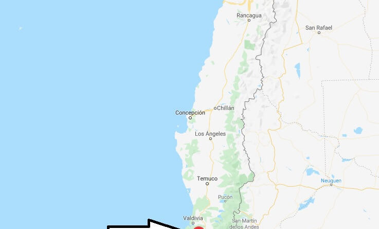 Where is Osorno Located? What Country is Osorno in? Osorno Map