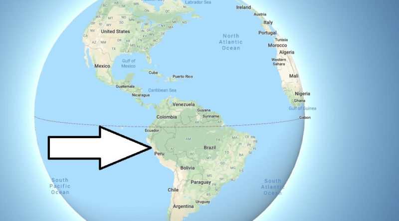 Where is South America Located? Map of South America? South America Countries