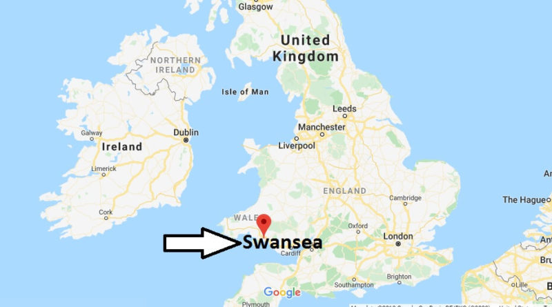 Where is Swansea Located? What Country is Swansea in? Swansea Map