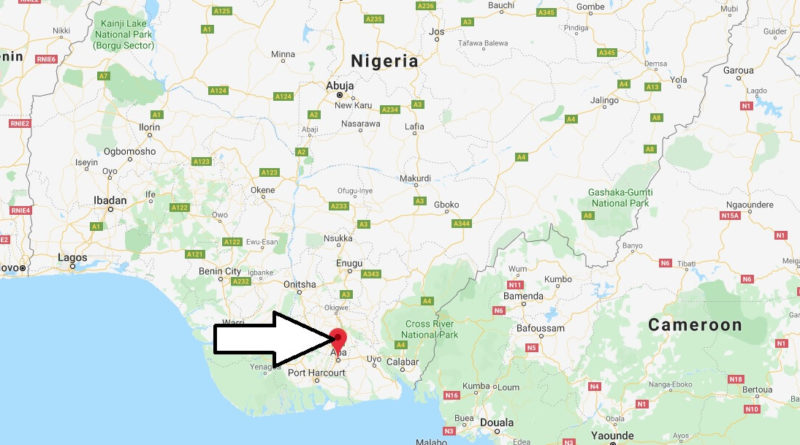 Where is Aba, Nigeria Located? What Country is Aba in? Aba Map